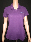 King Nike Ladies Polo - Purple