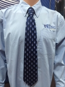 King University Neck Tie
