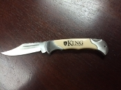 King University Pocket Knife