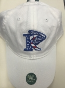 King University American Hat - White
