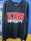 King University Manchester Crew Neck Sweatshirt