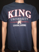 Cheerleading Shirt
