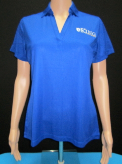 KU Ladies Polo - Royal