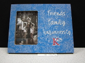 KU Friends & Family Frame