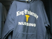 King University Nursing Hoodie