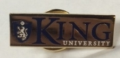 King University Lapel Pin