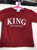 King University Infant T-Shirt
