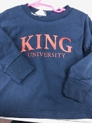 King University Infant/Toddler T-Shirt