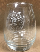 King University Stemless Wine Glass