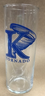 King University Drinking Glass