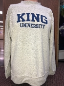 KU Embroidered Sweater