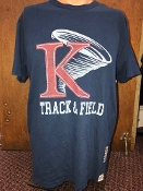 Track & Field Athletic Tee 2018