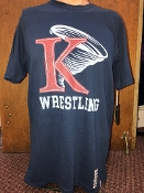 Wrestling Athletic Tee 2018