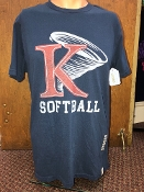 Softball Athletic Tee 2018