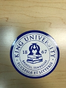 KU Seal Sticker