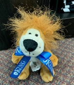 Twister the Lion