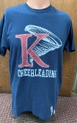 Cheerleading Athletic Tee 2018